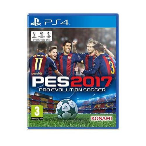 OKAZJA - Pro Evolution Soccer 2017 (PS4)