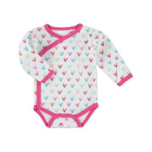 pink or blue Body dziecięce serce (4251083126583)