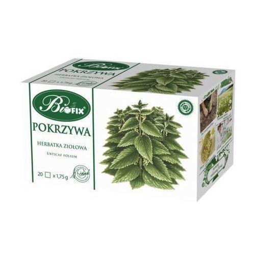 Herbata ziołowa pokrzywa Monozioła 40 g Bifix z kategorii Ziołowa herbata