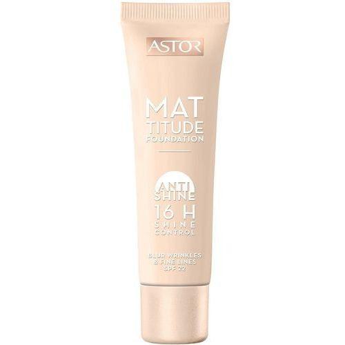 Astor Mattitude Anti Shine 203 Peachy 30ml - Astor Mattitude Anti Shine 203 Peachy 30ml - sprawdź w wybranym sklepie