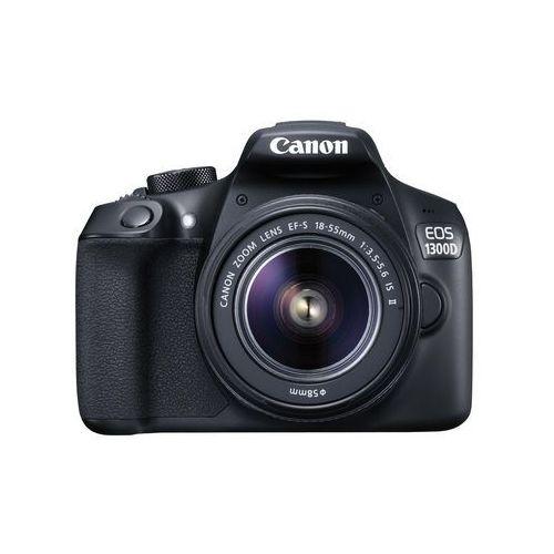 Canon EOS 1300D. Najniższe ceny, najlepsze promocje w sklepach, opinie.