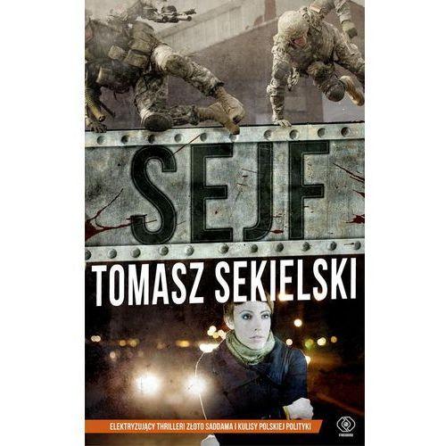 Sejf - Tomasz Sekielski, oprawa miękka