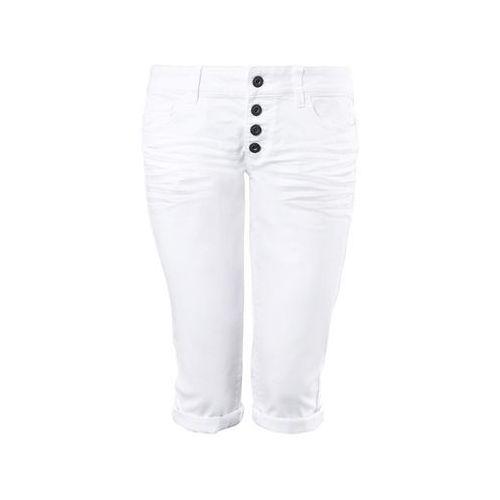 s.Oliver szorty damskie 36 biały, bawełna