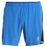 ODLO SHORTS ZEROWEIGHT CERAMICOOL Krótkie spodenki sportowe energy blue/black, 321892