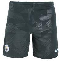 Nike Performance MANCHESTER CITY Krótkie spodenki sportowe outdoor green/field blue, poliester