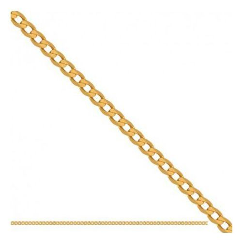 Łańcuszek złoty pr. 585 - lp1001 marki Rodium