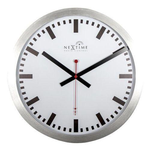 Zegar ścienny Station Radio Controlled indeks, 3999STRC
