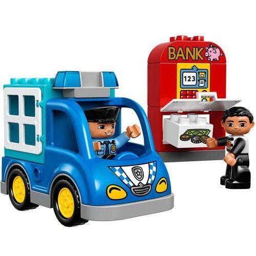 Lego DUPLO Patrol policyjny 10809 - BEZPŁATNY ODBIÓR: WROCŁAW!