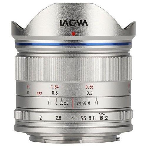 Obiektyw LAOWA Venus Optics C-Dreamer 7.5mm f/2.0 Micro 4/3 Srebrny + DARMOWY TRANSPORT!, LAO-75-SS