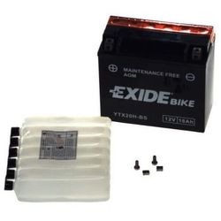 Exide Akumulator bike agm ytx20h-bs