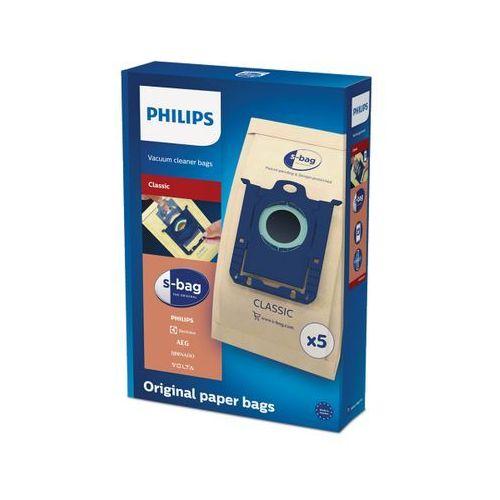 Worek do odkurzacza fc8019/01 (5 sztuk) marki Philips