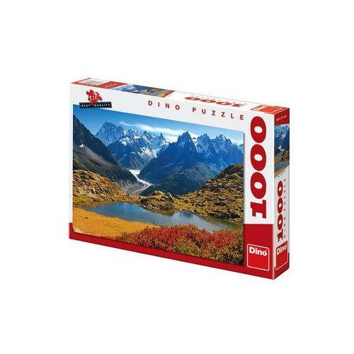 Savojské Alpy - puzzle 1000 dílků neuveden (8590878532366)