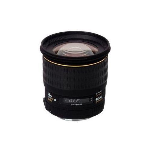 28 mm f1.8 ex dg makro obiektyw mocowanie sony/minolta marki Sigma