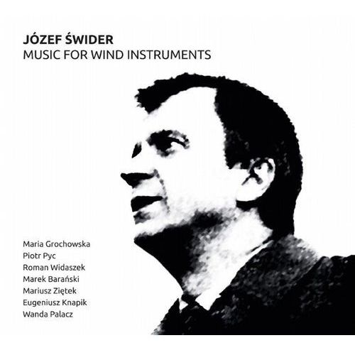 Świder: Music For Wind Instruments (CD) - Various Artists