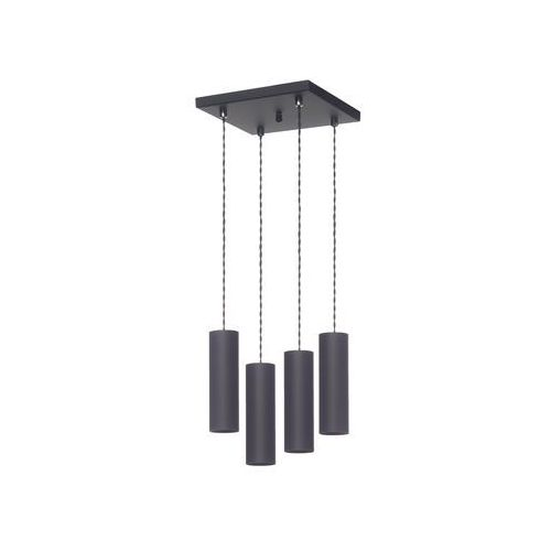 Lampex Lampa wisząca rollg 4 czarna producent (5902622114620)