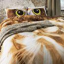 Bawełniana pościel OWL LOOK (220 x 200 cm)