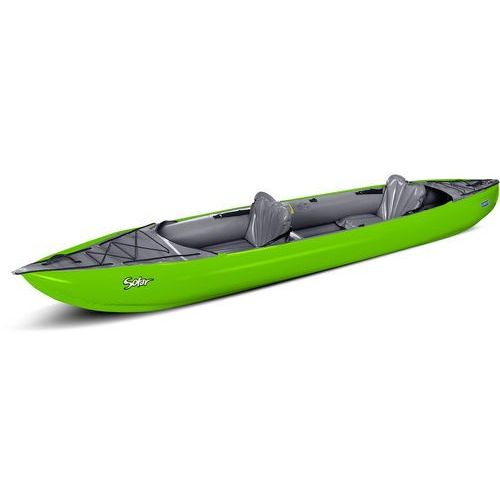 GUMOTEX Solar Kajak szary/zielony 2018 Kajaki i canoe