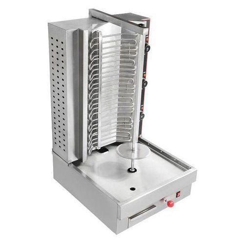 Soda pluss Opiekacz elektryczny do kebaba gyrosa | 50-300 °c | 9000w | 230v | 534x607x(h)960mm