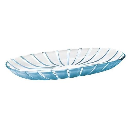 Guzzini - grace - mały półmisek,niebieski - niebieski