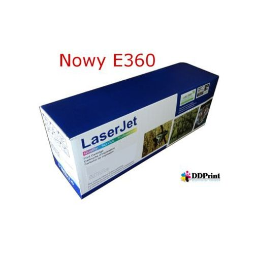Toner e360 - dl360 - zamiennik nowy lexmark e360d, e360dn, e460dw, e460dn e462dtn marki Dragon