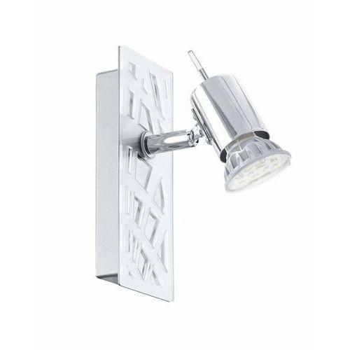 Eglo Kinkiet lampa ścienna sufitowa spot daven 1 1x5w gu10-led chrom 93175