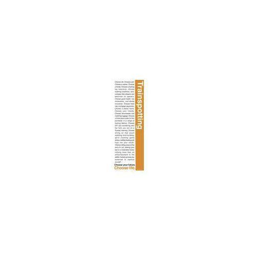 Trainspotting - wybierz życie - plakat motywacyjny marki Gb