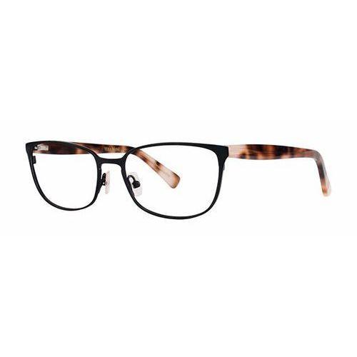 Okulary korekcyjne  v387 black marki Vera wang