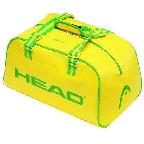 Head torba sportowa 4 majors club bag yellow