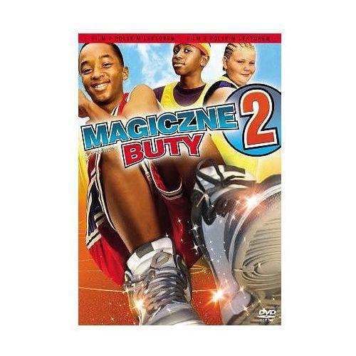 Magiczne buty 2: streetball (dvd) - david nelson darmowa dostawa kiosk ruchu marki Imperial cinepix