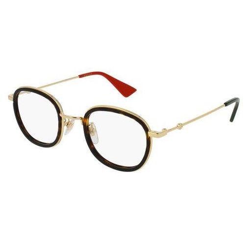 Okulary korekcyjne gg0111o 002 marki Gucci