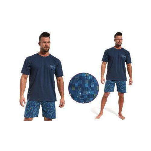 Piżama męska greg: granat, Cornette
