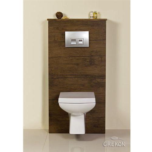 Gante Kompletna zabudowa stelaża podtynkowego wc seria fokus ad