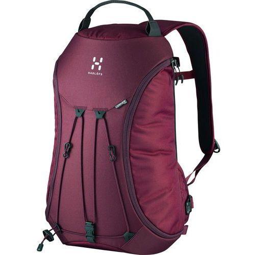 Haglöfs corker large plecak 20 l czerwony 2018 plecaki szkolne i turystyczne