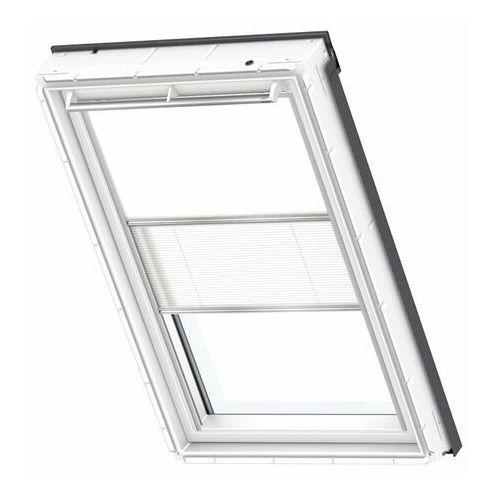 Roleta na okno dachowe VELUX zaciemniająco-plisowana Standard DFD FK04 66x98 (5702327922410)