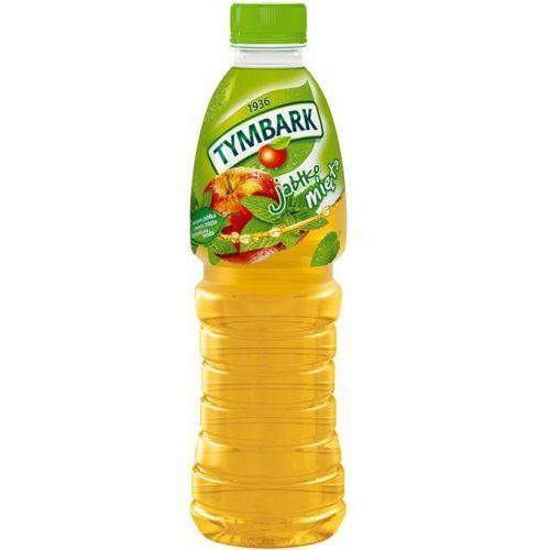 Napój TYMBARK 500ml. but.plas. - jabłko mięta - produkt z kategorii- Napoje, wody, soki