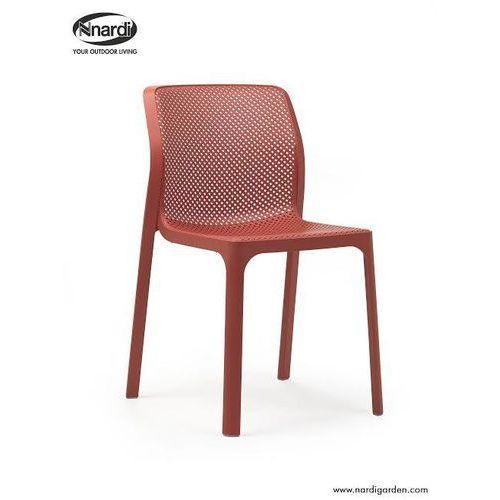 Nardi Krzesło bit czerwone