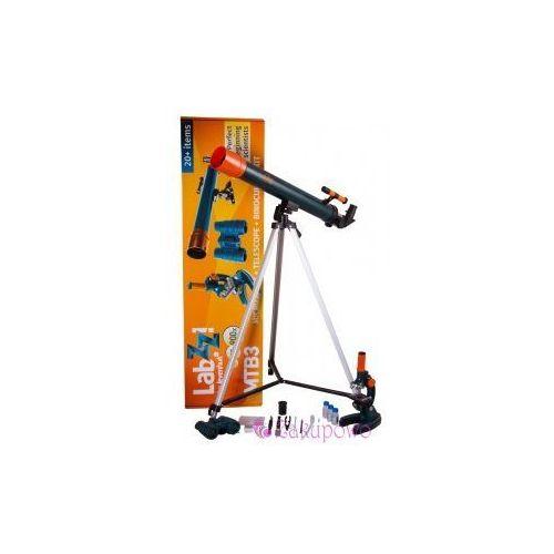 Levenhuk Zestaw  labzz mtb3 mikroskop teleskop i lornetka #m1