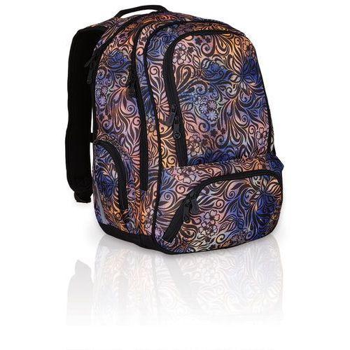 Plecak młodzieżowy Topgal HIT 824 K - Brown (8592571004782)