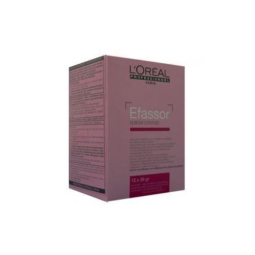 LOREAL Efassor Środek do demakijażu i modyfikacji sztucznych pigmentów 12*28 g z kategorii Pozostałe