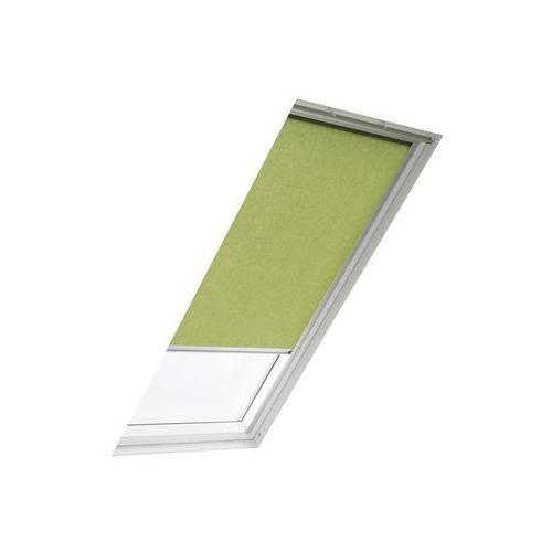 Roleta przyciemniająca RFL MK08 4079 Zielona 78 x 140 cm VELUX (5702326805318)