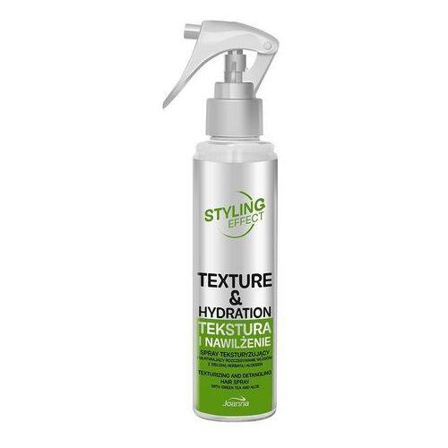 Joanna Styling Effect spray do włosów Tekstura i Nawilżenie 150ml, 5901018018917