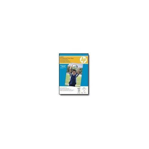 Papier foto HP Advanced Glossy Photo Paper Q8696A 25 ark. B6 250g, Q8696A