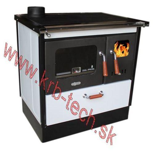 Koper Piec kuchenny na drewno special 70 biały lewy górny (5319990395900)