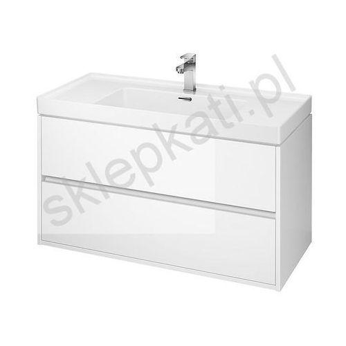 CERSANIT CREA Szafka podumywalkowa 100, biała S924-021, kolor biały