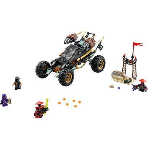 Ninjago Pogromca skał 70589 marki Lego z kategorii: klocki dla dzieci