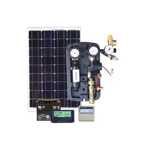 Autonomiczny zestaw zasilająco-sterujący FOTTON POWER 3DC do kolektorów słonecznych