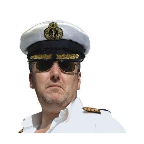Czapka kapitan Lux