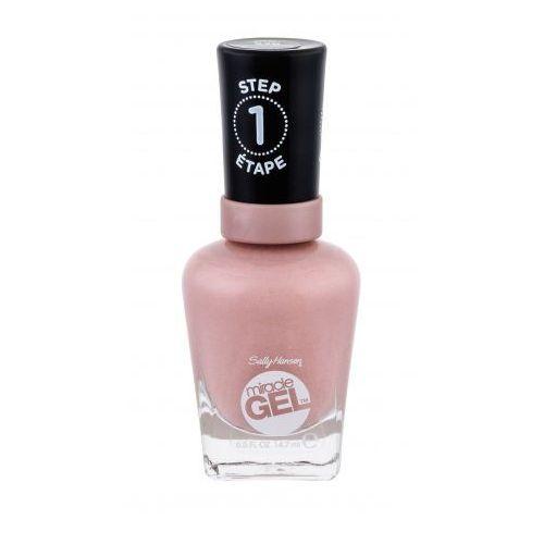 miracle gel step1 lakier do paznokci 14,7 ml dla kobiet 238 regal rosé marki Sally hansen