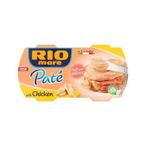RIO MARE 2x84g Pasztet z kurczaka