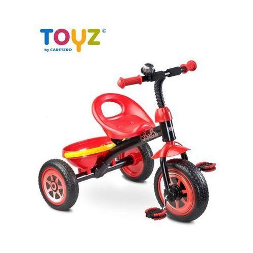 Rowerek trójkołowy Toyz Charlie red